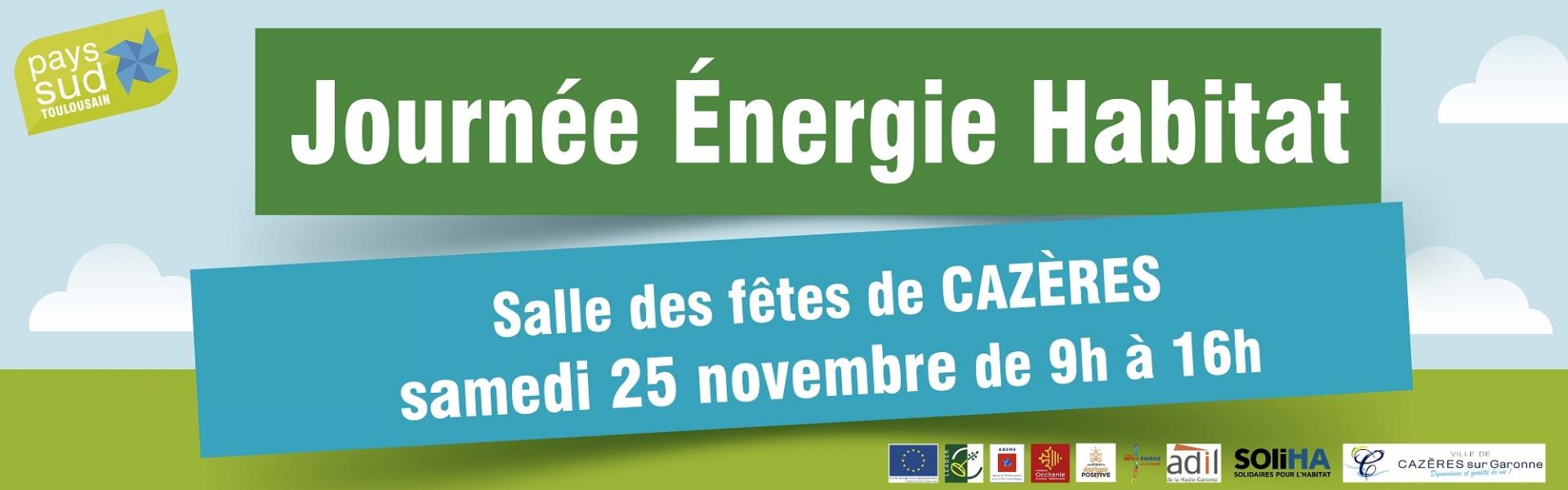 Journée énergie habitat à Cazères