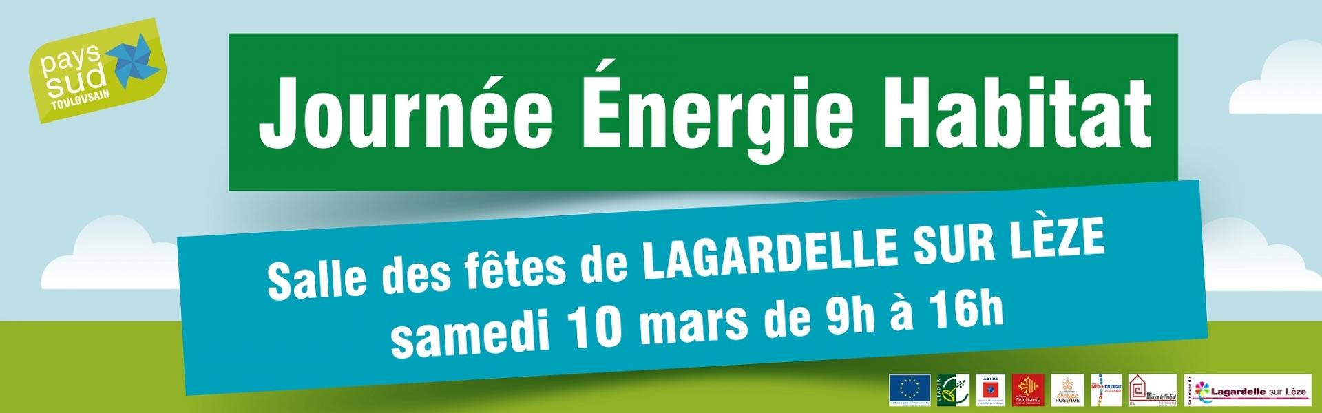 Journée énergie habitat Lagardelle sur Lèze