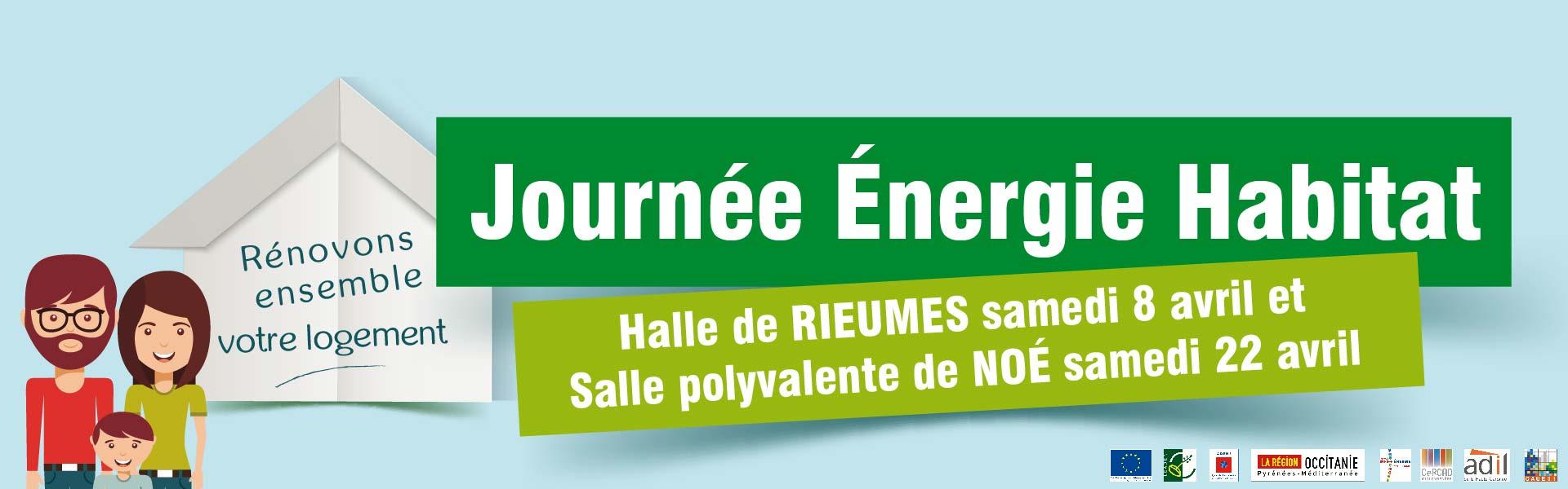 Journées énergie habitat