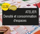 Atelier SCoT densité et consommation d'espaces