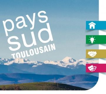 Brochure de présentation du Pays Sud Toulousain édition 2018