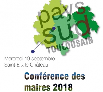 Conference des maires 2018 St Elix