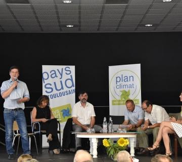 Plan Climat fête la transition