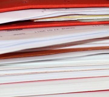 documents papiers feuilles