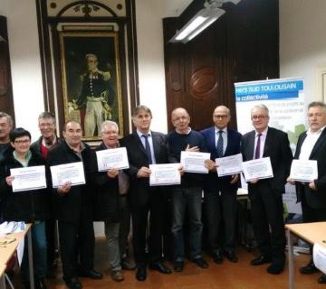 Plan climat signature convention