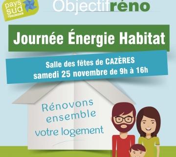 Journée énergie habitat Cazères