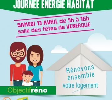 Journée énergie habitat Venerque