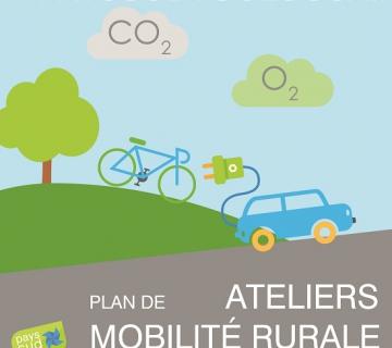 Ateliers plan de mobilité rurale