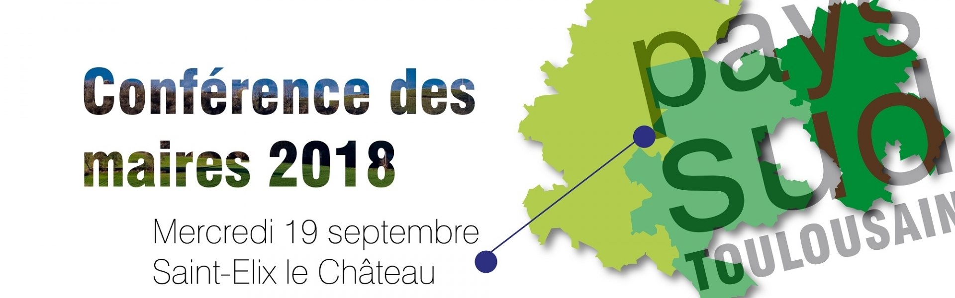 Conférence des Maires 2018 à Saint-Elix le Château
