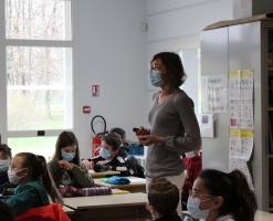 Fanny Faucon Partage ton Paysage - Ecole de Salles sur Garonne