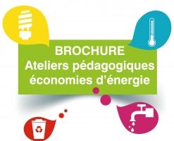 Brochure ateliers pédagogiques économies d'énergie