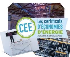 Certificat d'économie d'énergie