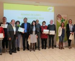 Labels eco défis 2018