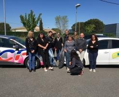 Formation ecoconduite 2017 avec ECF Roques sur Garonne