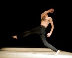 Samuel Mathieu - l'homme qui plonge